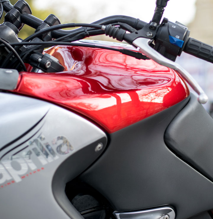 Motorcycle and ATV Detailing