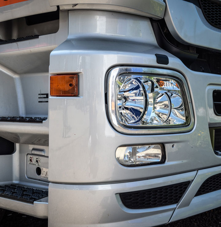 RV, 5th Wheel and Motorhome Detailing